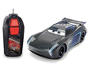 Disney Cars 203081001S03 - Juguete con diseño de Coches RC Jackson Storm