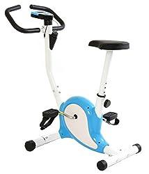 Iris Fitness Exercise Bike (Blue)