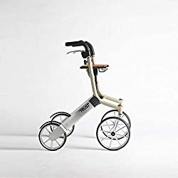 Déambulateur ultra-moderne pliable Let's Go Out - Beige