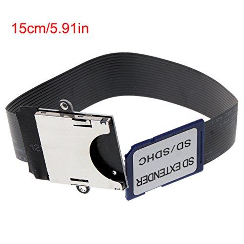 Ranuw Verlängerungskabel für 3D-Drucker Raspberry Pi GPS TV 15cm Dvr Card Kit