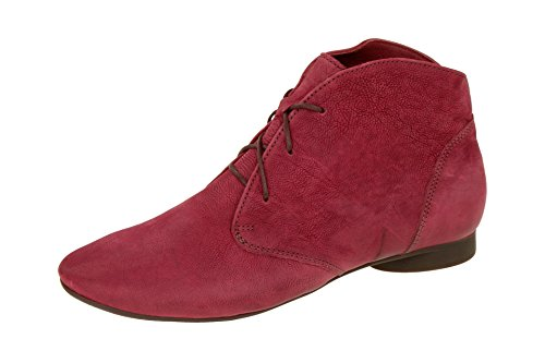 Think DENK! bequeme Stiefelette für Damen in rot 1 81011