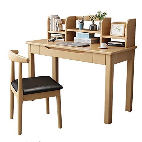 Juegos de mesa y silla para niños Madera de la computadora de...