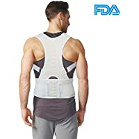 Aptoco Back Shoulder Support Brace Posture Corrective Therapy Back Belt With Magnets by Aptoco preisvergleich bei billige-tabletten.eu