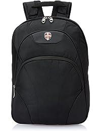 Ellehammer CPH Polyester 46 cms Black Laptop Bag (50013)