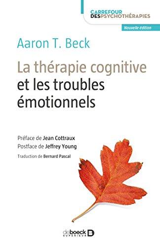La thrapie cognitive et les troubles motionnels