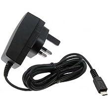 OSTENT UK Reise Zuhause Mauer Ladegerät AC Adapter Energieversorgung Kabel Kompatibel für Nintendo NDSi / NDSi XL LL / 3DS / 3DS XL LL Konsole