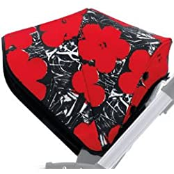 Bugaboo Bee Sun Canopy - Andy Warhol Flowers (Special Edition) by Bugaboo