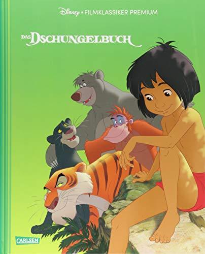dschungelbuch buch Disney Filmklassiker Premium Dschungelbuch