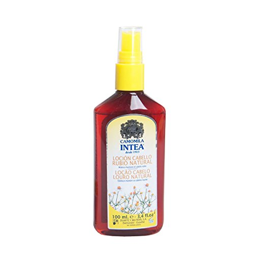 Intea Natural Blonde Chamomile Lotion 100ml by Interapothek