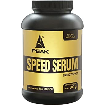 Peak Speed Serum