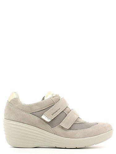 Sport scarpe per le donne, color Beige , marca STONEFLY, modelo Sport Scarpe Per Le Donne STONEFLY EBONY 14 Beige