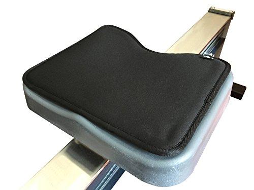 Hornet Watersports - Cojín para asiento de máquina de remo, se adapta perfectamente a la máquina de remo Concept 2