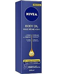 NIVEA Body Oil Huile Sèche 4 en 1 200 ml