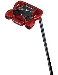 TaylorMade Golf 2017 araña Tour rojo Jason día Putter, Right