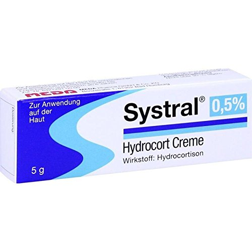 Systral Hydrocort 0,5% 5 g -