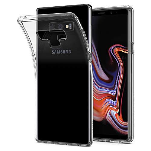 Spigen Liquid Crystal Hülle für Samsung Galaxy Note 9 (6.4 Zoll) transparent