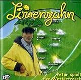 Löwenzahn - CDs / Peter spielt den Wetterfrosch