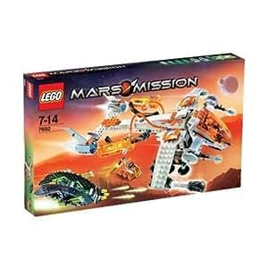 LEGO - Mars Mission - jeu de construction - - Vaisseau de reconnaissance MX-71