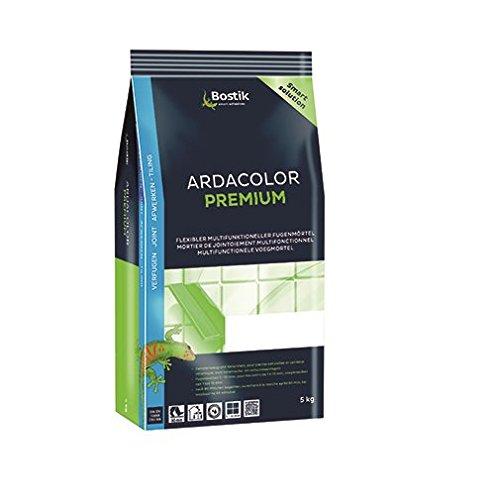 Bostik Ardacolor Premium Fuge Fliesen Naturstein Fugenmörtel 5Kg caramel