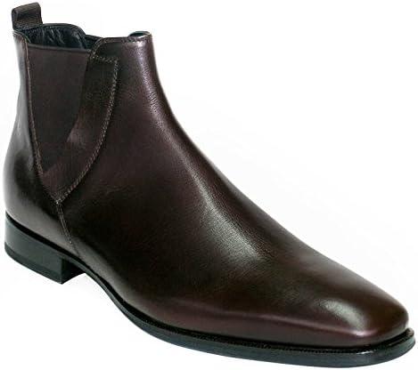 Grandi Scarpe - Botas de Piel para hombre