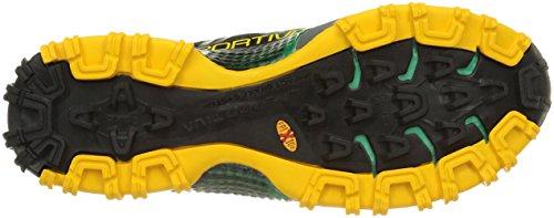 La Sportiva , Chaussures de course pour homme noir Verde/Gris