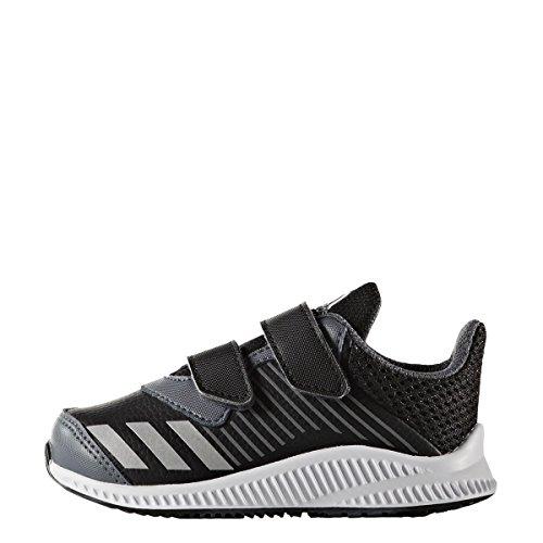 Chaussures adidas FortaRun Cblack/Silvmt/Onix