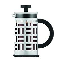 Bodum - 11198-913 - Eileen - Cafetière à Piston 3 Tasses - 0,35 L - Blanc