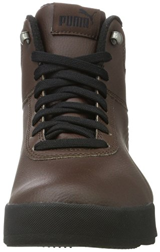 Puma Unisex-Erwachsene Desierto Sneaker L Braun (Chocolate Brown-Chocolate Brown)
