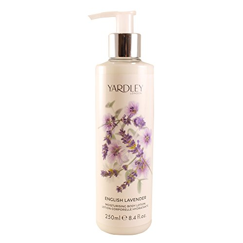 Yardley London inglese lavanda Idratante Body Lotion 250 ml