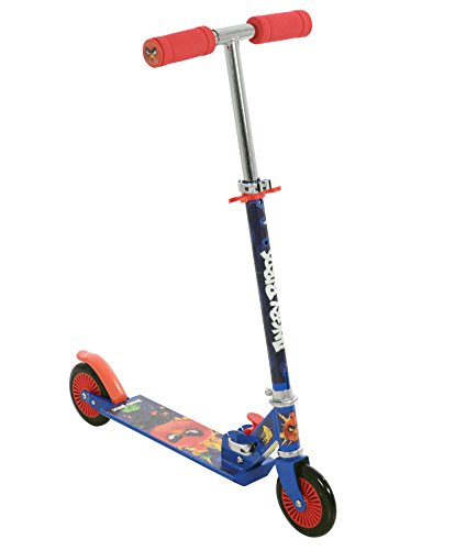 Image of Angry Birds Folding Inline Scooter (Multi-Colour)