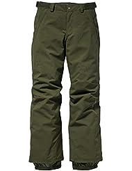 88f56ede1f8eb O'Neill Oliv 140 Pantalon de Snowboard pour garçon Vert Olive