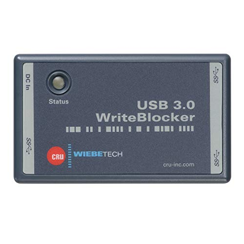 CRU WiebeTech USB 3 0 WriteBlocker 31359-1279-0000