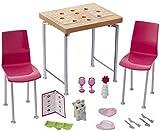 Barbie–DVX44Möbel und Accessoires, Mehrfarbig (Mattel 21–44dvx)