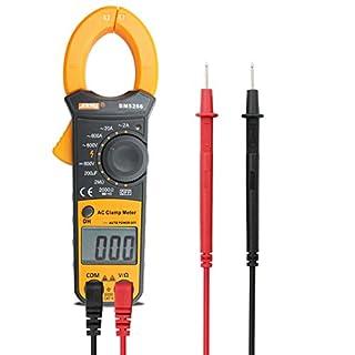 Xcellent Global Digitales Strommesszange Automatisches Multimeter Elektronisches Messgerät DIY Handwerkzeug mit Spannung, Wechselstrom, Dioden- und Widerstandstest PC033