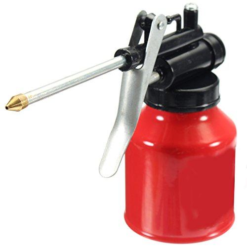 GOZAR-Auto-Universale-Olio-Pompa-Azione-Oliatore-250Ml-Lubrificazione-Alimentazione-Pu-Spruzzare-Pentola-Pistola