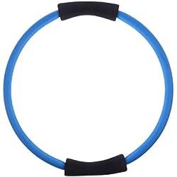 Círculo De Yoga De Aptitud Anillo De Resistencia Para Mujeres Fitness Ejercicio - Azul, 180 Colores