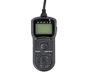 JJC TM-D (télécommande de minuterie) pour Panasonic Lumix DMC-GF-1, GH1,GX-1, G2, GH2, GH2H, GH2K, G
