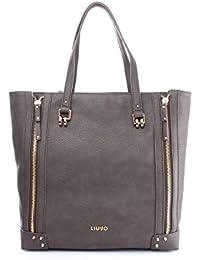 Orione Shopping Bag Jo Liu Borsa 15 B414 Verticale Marrone EtwZxqUnx