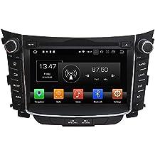 kunfine Android 8.0 Octa Core coche reproductor de DVD GPS navegación Multimedia estéreo coche para Hyundai