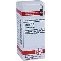 THUJA C 6 10g Globuli PZN:4240385 preisvergleich bei billige-tabletten.eu
