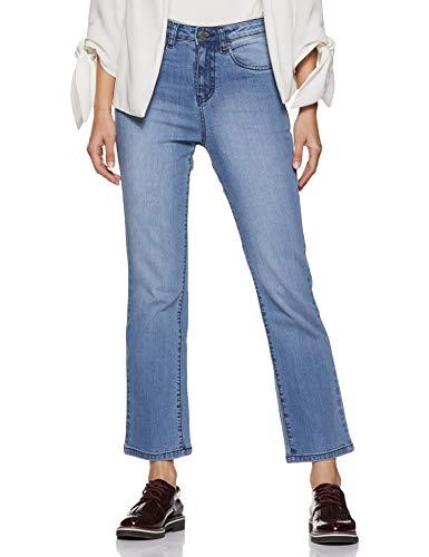 AKA CHIC Women's Straight Jeans
