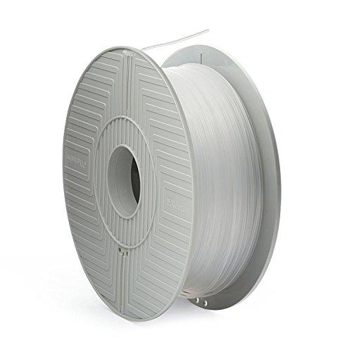 Verbatim 55950 PP Filament Spule, 500 g, 1, 75 mm, Natural, weiß