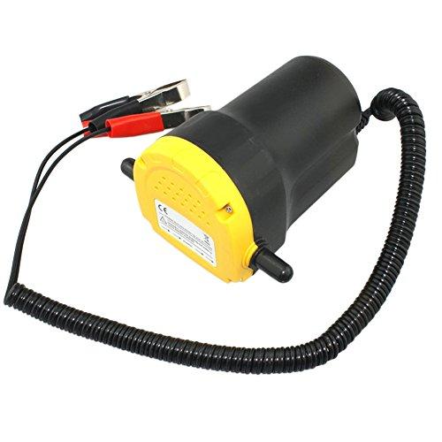 Unterbrechen 12V Öl/Diesel Extractor Aufzuspüren Exchange Transfer Pumpe Auto Boot Motorrad (Transfer Pumpe Batterie)