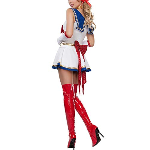 lennonsi Cosplay Kostüm Halloween - Animation Sailor Moon -