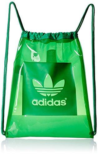 Adidas AC – Bolsa de Deporte Mujer, Color Verde, tamaño Talla única, Volumen Liters 8.0