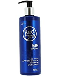 Red One Sport After Shave Cream Cologne 400ml