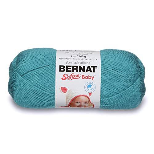 Spinrite Softee Baby Garn-Solids-Aqua, andere, Mehrfarbig -