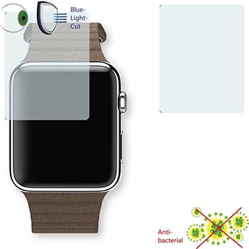 2-x-disagu-clearscreen-displayschutzfolie-fur-apple-watch-42mm-anti-bakteriell-bluelightcut-filter-s