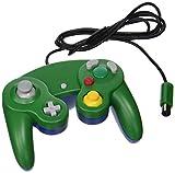 Classic Controller for GameCube (Vert/Bleu)