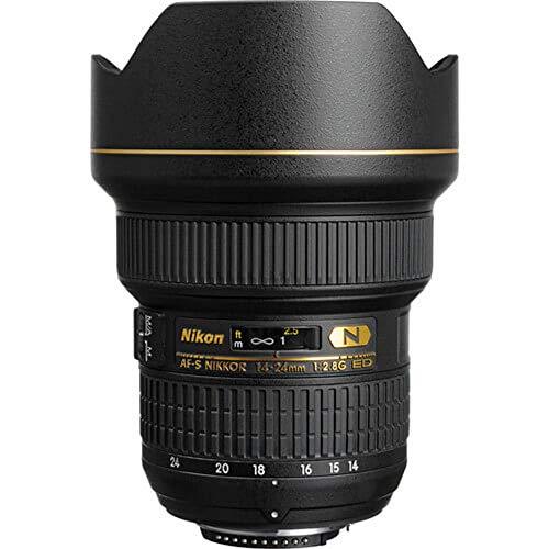 -24mm f/2.8 G ED Weitwinkel Zoom Objektiv ()